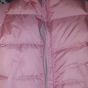Pink Ralph Lauren Coat